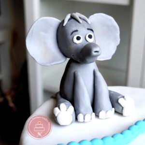 Tauftorte_Elefant