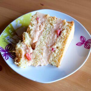 Nakedcake Erdbeercreme
