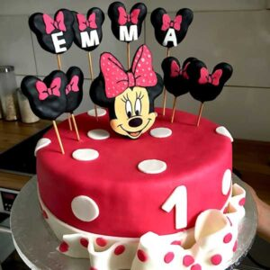 Minnie Mouse Torte